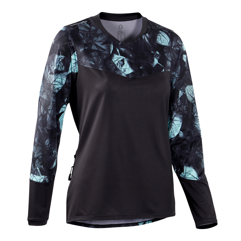 Bluză MTB ST 500 Damă imagine