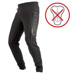 Pantalon VTT ST 500 noir Homme