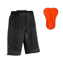 Pantaloncini uomo ST 500 neri