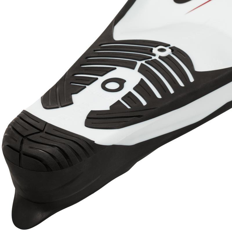 ตีนกบสำหรับดำน้ำลึกรุ่น SCD 900 (สีดำ/ขาว)