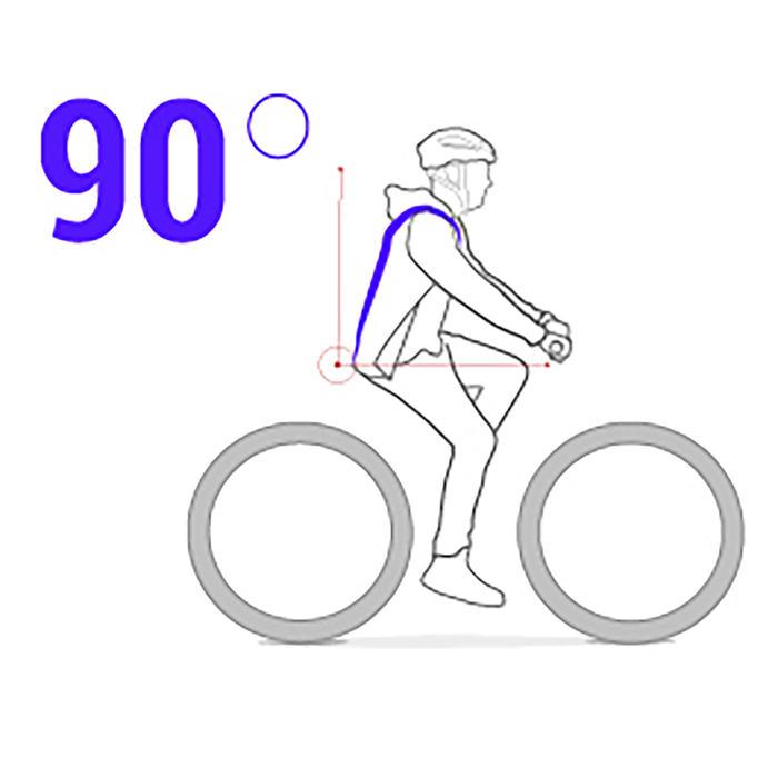 凝膠自行車坐墊900 City