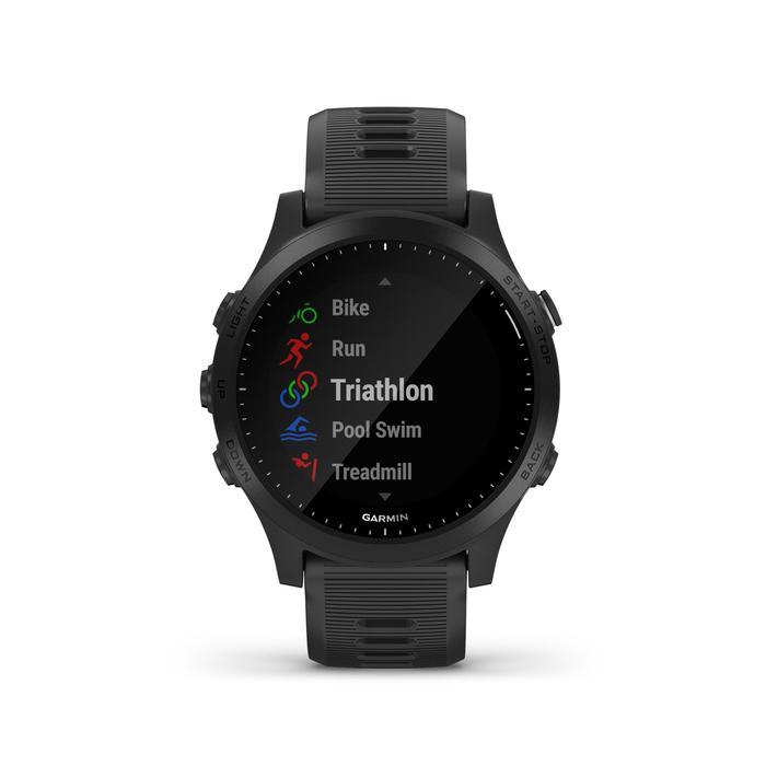 Montre GPS cardio connectée avec musique et cartographie FORERUNNER 945