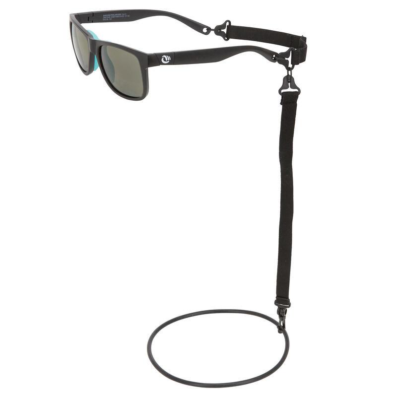 Polariserende zonnebril voor surfen en boardsporten.