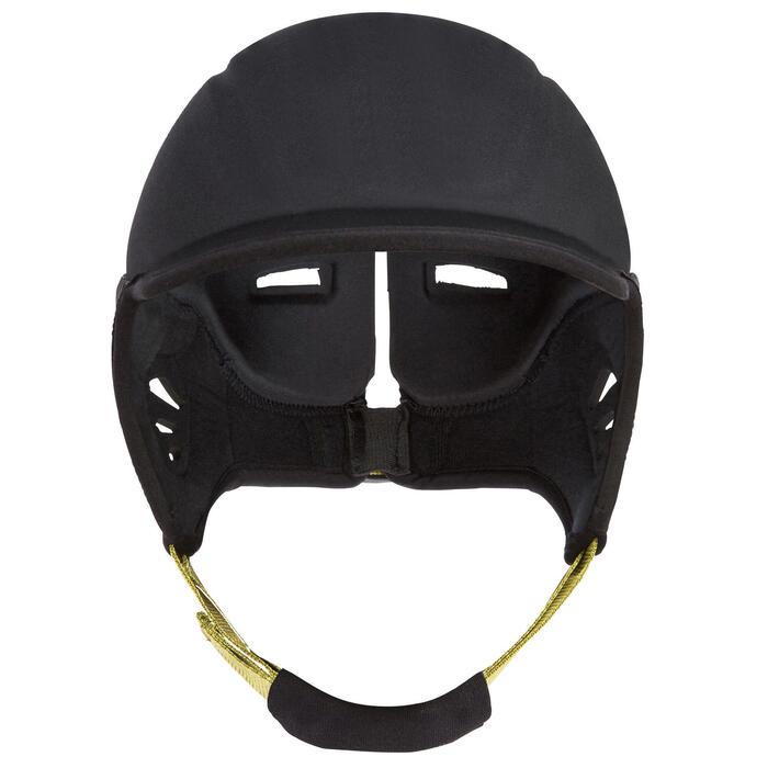 Helmet for surfing.