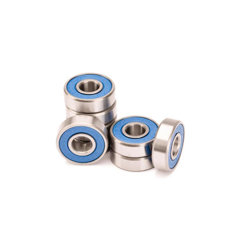 Set 8 rulmenți skateboard BR500 Albastru