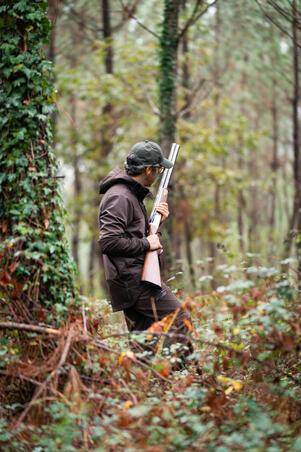 500 softshell hunting jacket