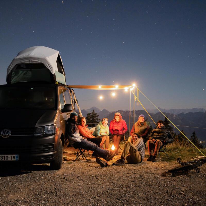 Matériel pour un voyage en van, quels sont les indispensables ?