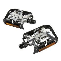 MTB-pedalen voor dubbel gebruik SPD-compatibel