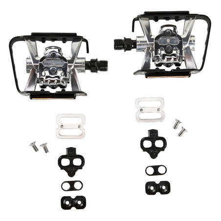 500 Dual Function SPD-Compatible Mountain Bike Pedals