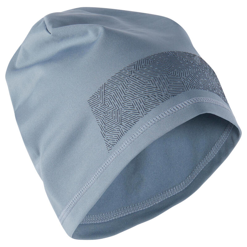 Bonnet Keepdry 500 adulte gris foncé