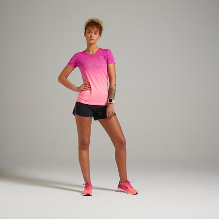 T-shirt de course à pied respirant Kiprun – Femmes