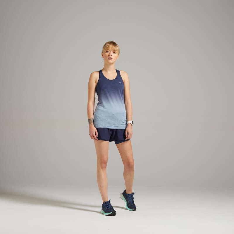 KADIN YOL KOŞUSU GİYİM Koşu - KIPRUN CARE SPORCU ATLETİ  KIPRUN - Kadın Koşu Kıyafetleri