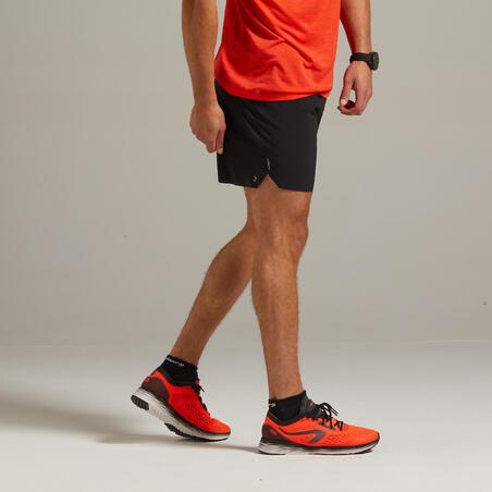Kiprun Light Men's Running Shorts - black