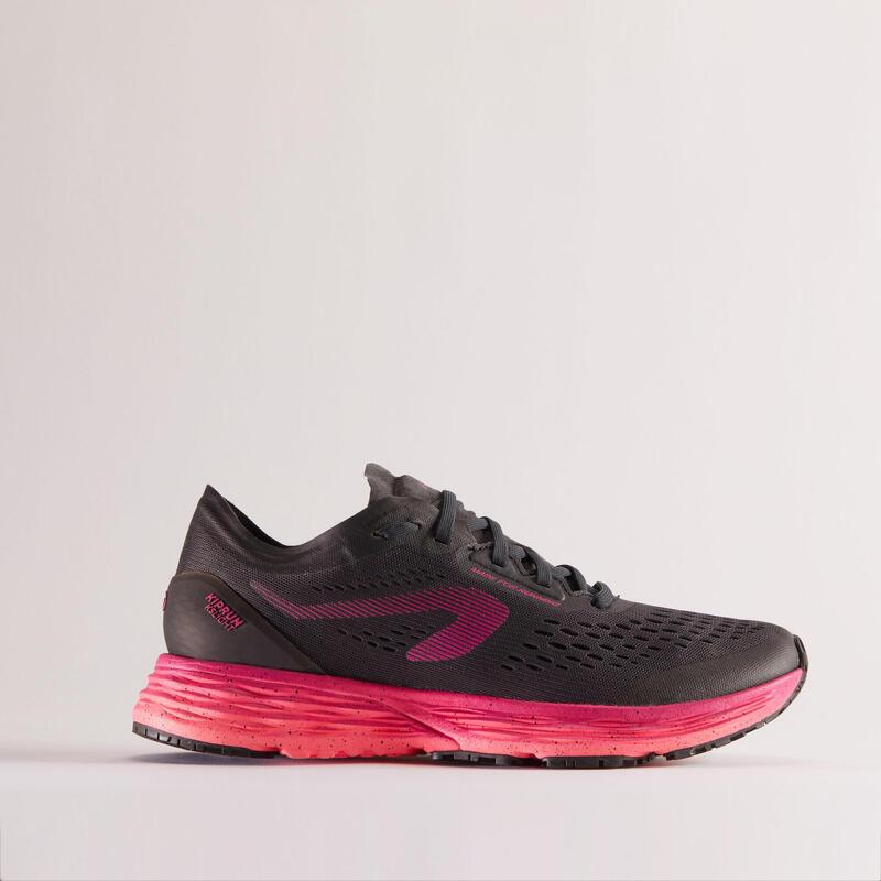 Hardloopschoenen voor dames KS Light zwart/roze