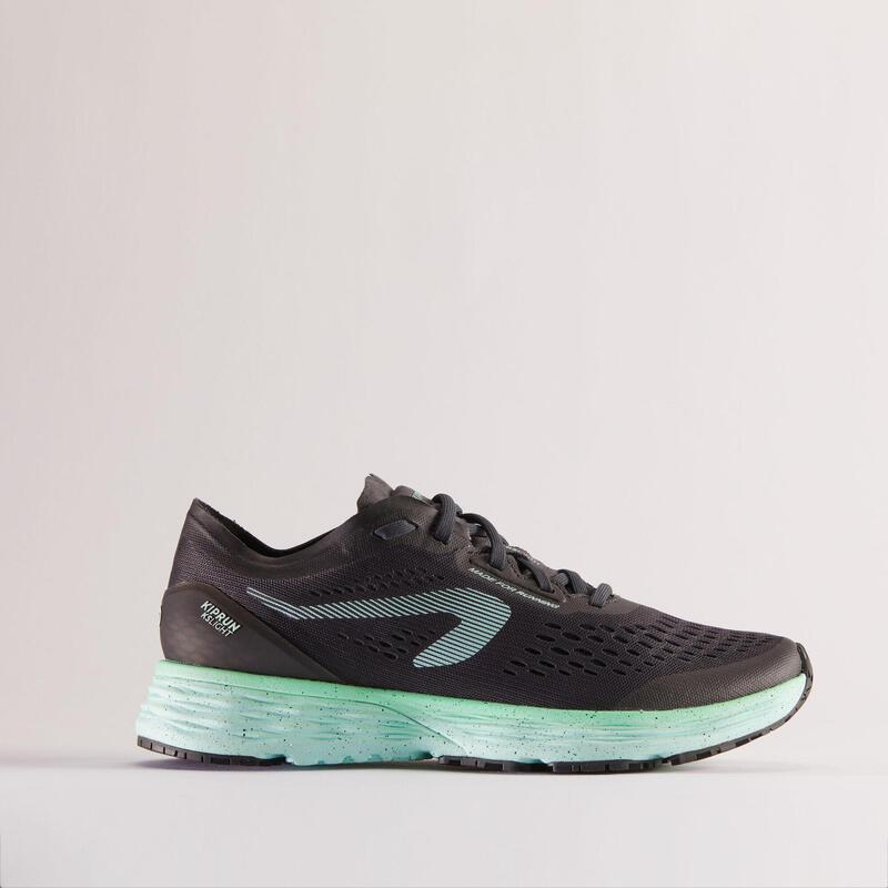 Hardloopschoenen voor dames KS Light zwart/groen