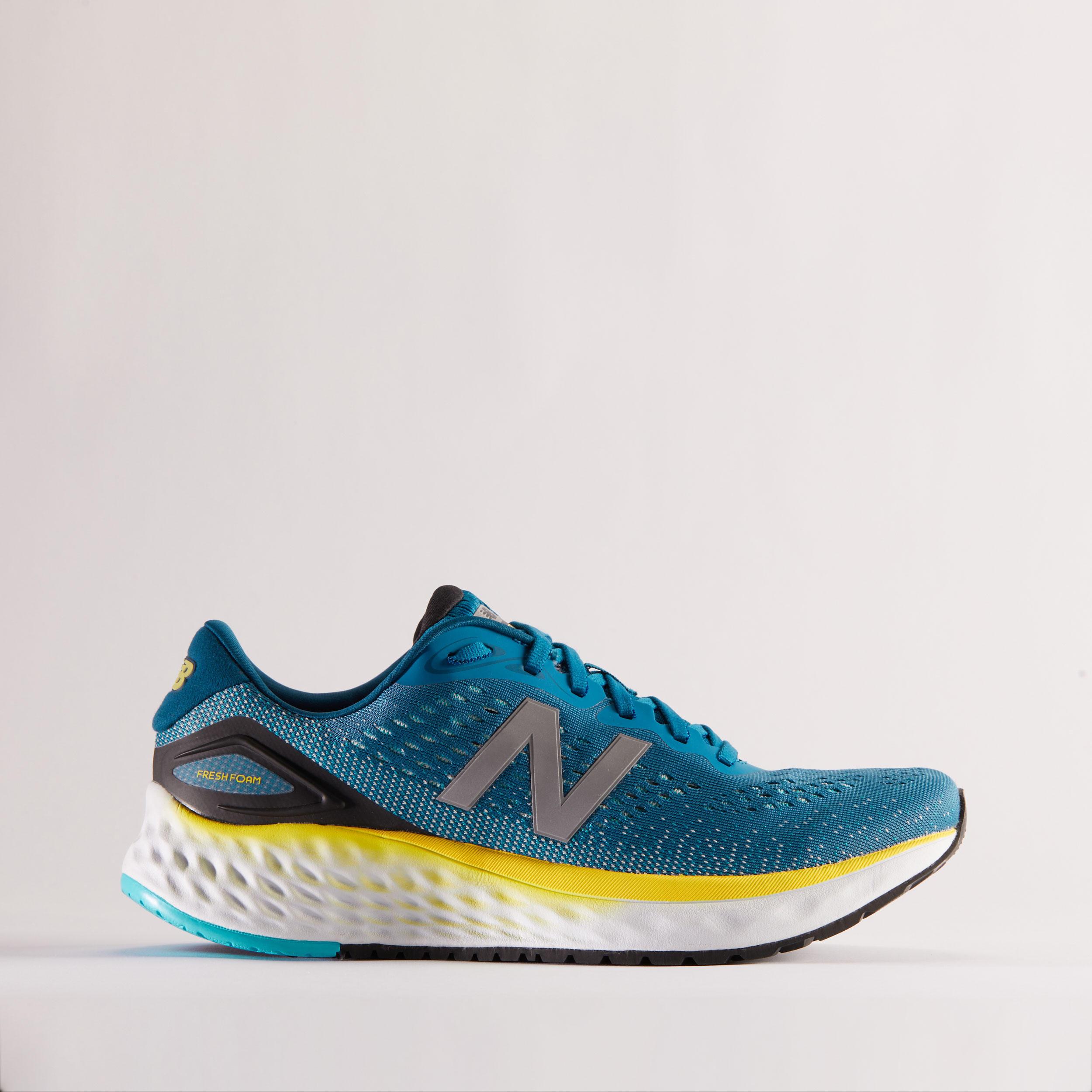 Scarpe running uomo FRESH FOAM azzurre