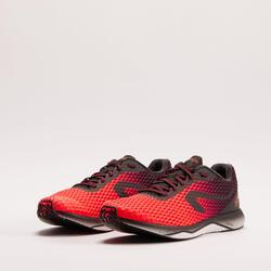 男款跑鞋Kiprun Ultralight - 黑色粉色