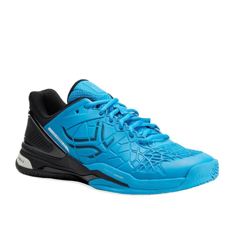 Erkek Tenis Ayakkabısı - Mavi - TS960