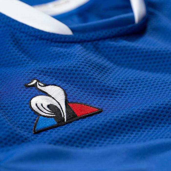 Rugbytrikot Replica Frankreich 2020/2021 Erwachsene