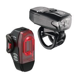 Kit éclairage vélo avant / arrière Lezyne KTV Pro Smart