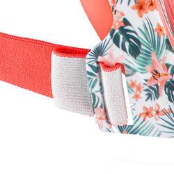 Masque de snorkeling en surface Easybreath Junior (6-10ans / taille XS) fleur