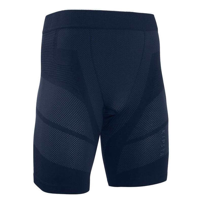 Pánské fotbalové spodní kraťasy Keepdry 500 tmavě modré