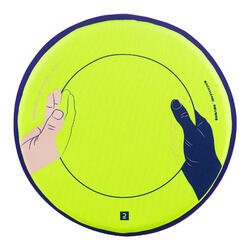 FRISBEE ULTRASOFT HANDS - YELLOW