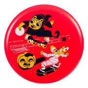 DSoft Halloween Skateboard Red