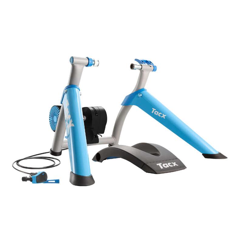Kerékpáros görgők Kerékpározás - Tacx Booster Bike Trainer GARMIN - Kerékpár kiegészítők