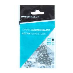 Strass cristal hotfix adesivo a quente SS12 3mm