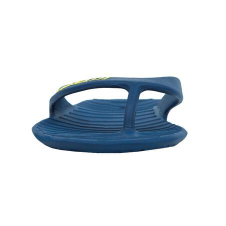 MEN'S POOL FLIP-FLOPS TONGA 100 BASIC - BLUE