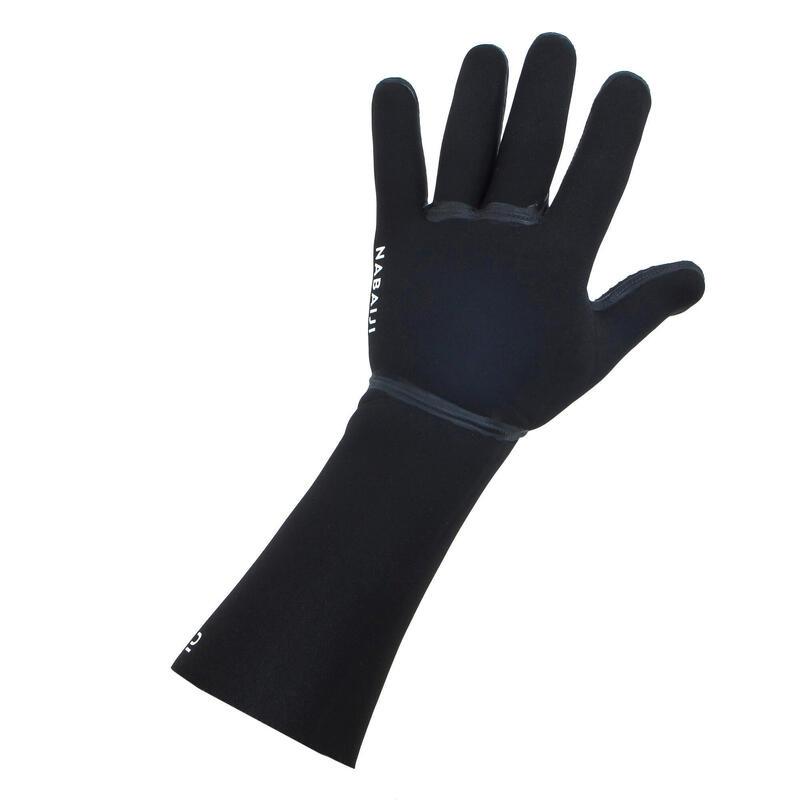 Neopreen handschoenen voor zwemmen in open water
