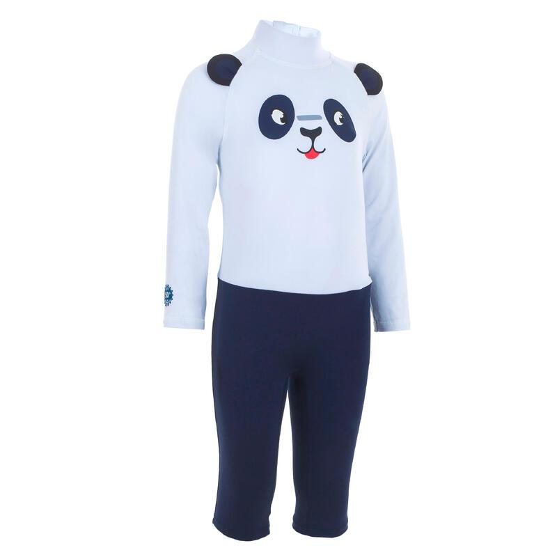 Uv-werend zwempak voor peuters / kleuters panda