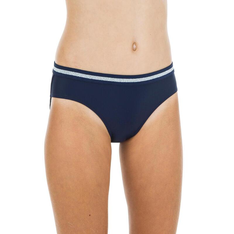Cuecas de bikini de natação Vega Menina Azul marinho