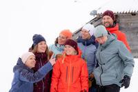Tuque de ski simple