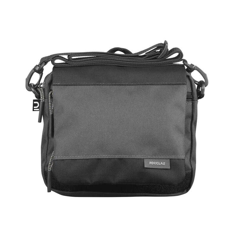 Kompakt hátizsák, backpacking kiegészítők Túrázás - Oldaltáska TRAVEL FORCLAZ - Túra felszerelés