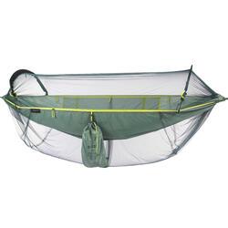 Hamac de voyage anti moustique Tropic 900 vert - 1 pers