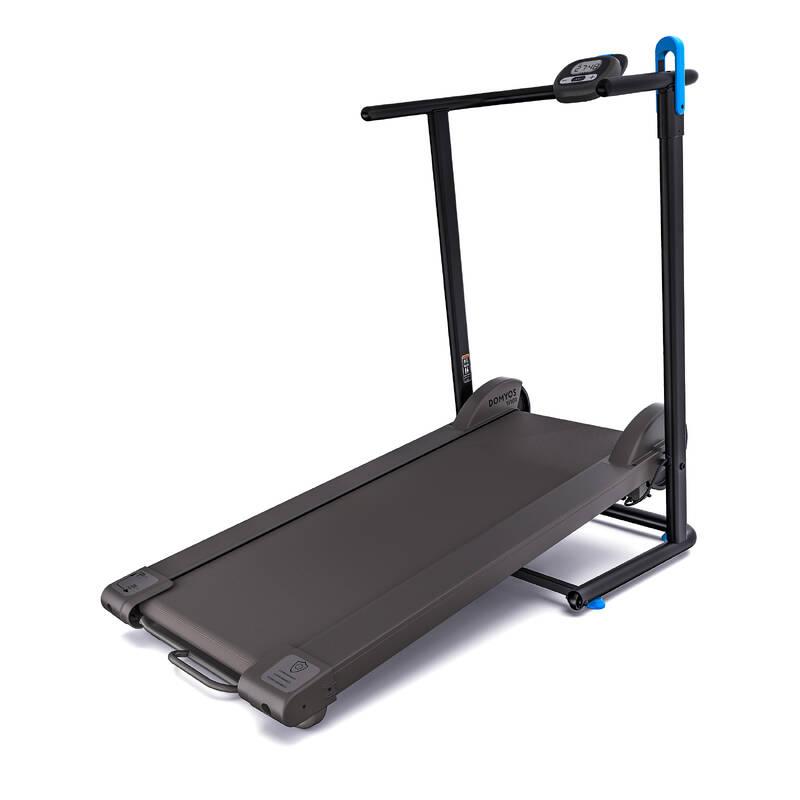BĚŽECKÉ PÁSY Fitness - CHODICÍ PÁS W100 DOMYOS - Kardio trénink a stroje