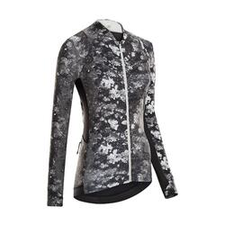 MAILLOT VELO ROUTE MANCHES LONGUES RCR FEMME EDITION LIMITEE