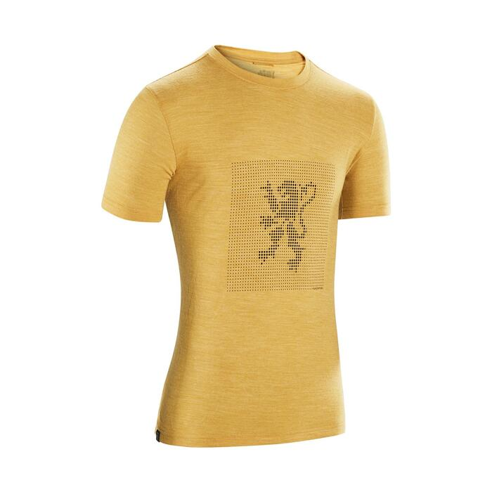 TEE-SHIRT Collection Pavés ocre