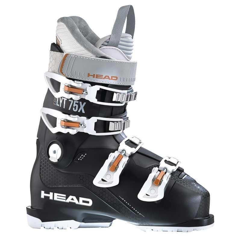 ЖЕНСКИЕ ГОРНОЛЫЖНЫЕ БОТИНКИ ДЛЯ ТРАССОВОГО КАТАНИЯ, ПРОДВИНУТЫЙ УРОВЕНЬ Горнолыжный спорт - Boot W Head Edge LYT 75X 20-21 HEAD - Горнолыжные ботинки
