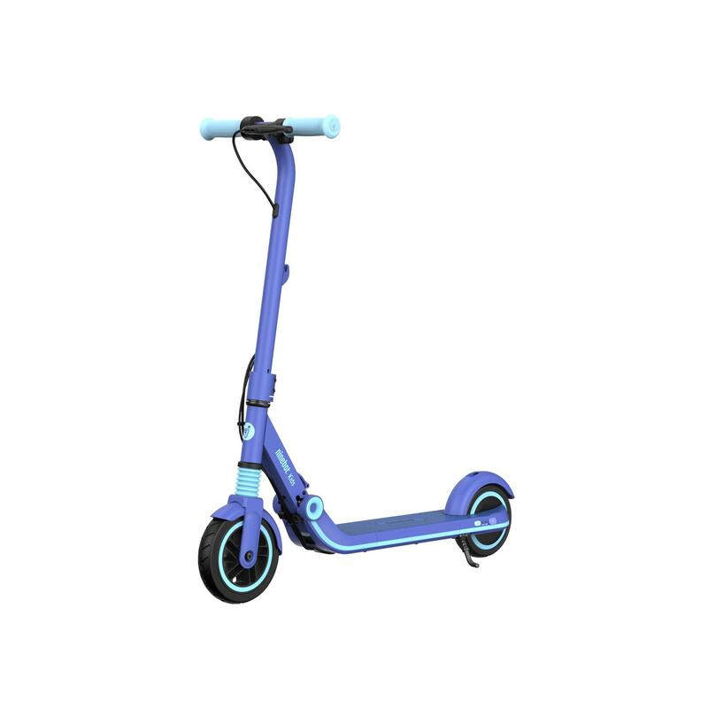 eKickScooter Zing E8 Kids Electric Scooter - Blue