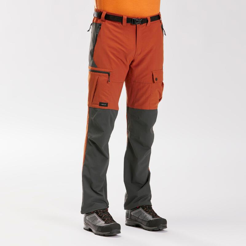 Pantalones Hombre de Montaña y Trekking Trek 500