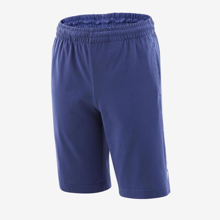 Short garçon avec le logo adidas graphique sur la jambe