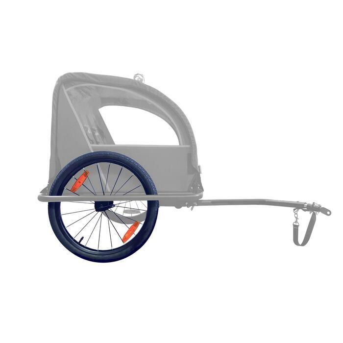roue complète remorque bike original 2020