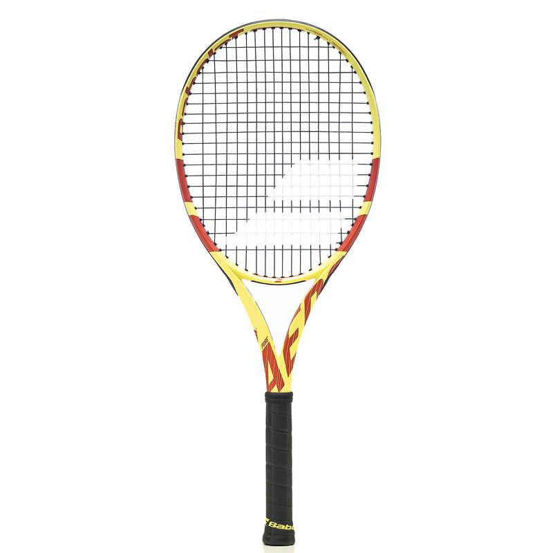 FELNŐTT HALADÓ ÜTŐK Tenisz - Teniszütő Pure Aero Team BABOLAT - Tenisz felszerelés