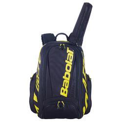 Zaino tennis AERO nero-giallo