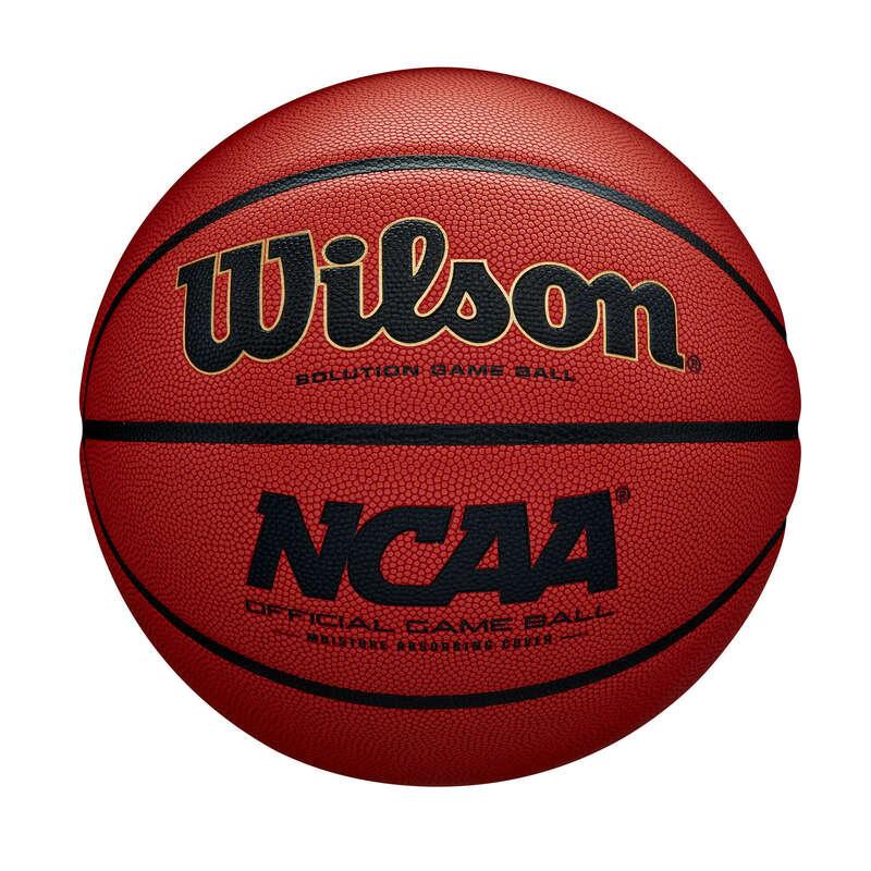 BASKETBOLLAR Lagsport - WILSON NCAA GAME BALL WILSON - Basketbollar, nätbollar och tillbehör