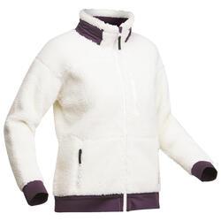 Casaco Polar Quente de Caminhada - SH500 Ultra-Warm - Mulher