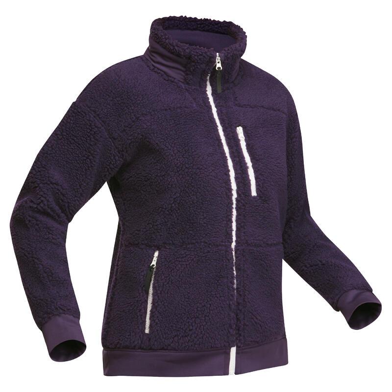Veste polaire chaude de randonnée - SH500 ULTRA-WARM - femme